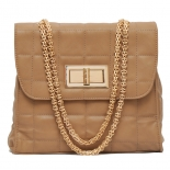Big Lock chain bag
