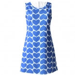 Heart Shape Shift Dress