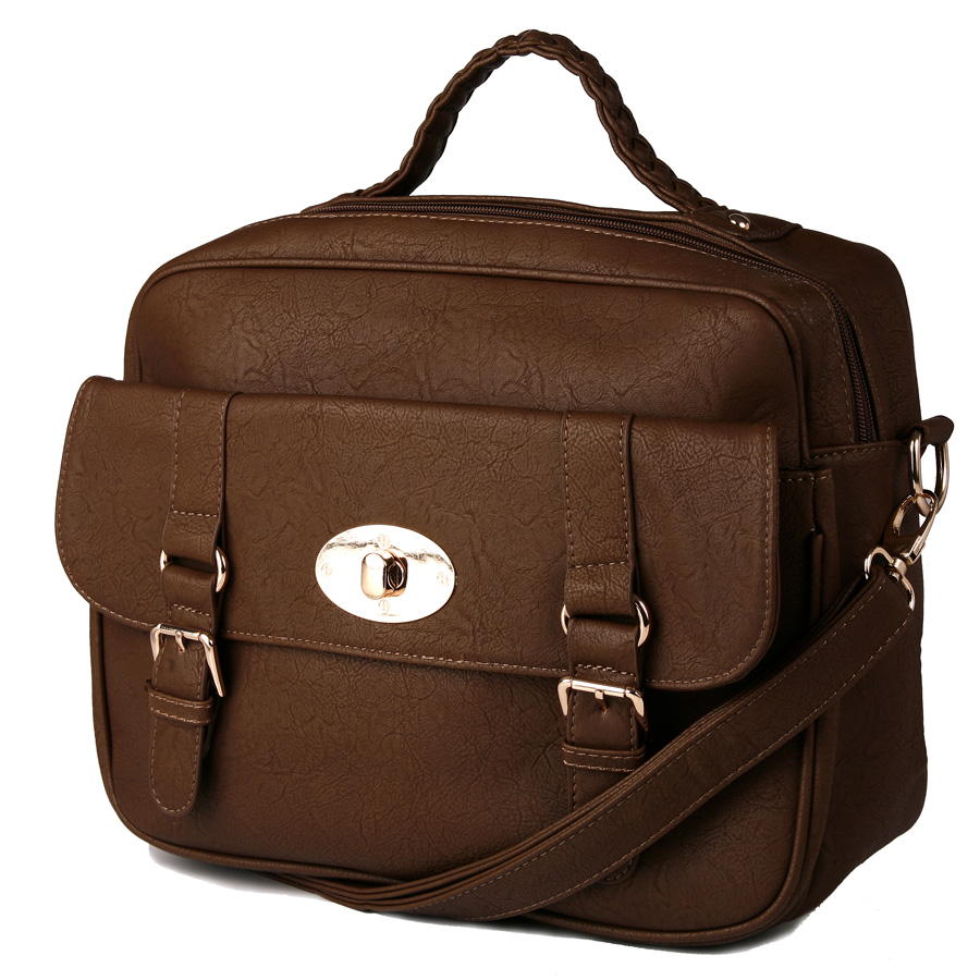Satchel school bag